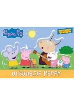 Świnka Peppa Nowy wymiar przygody W świecie