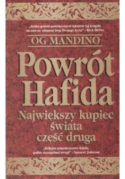 Powrót Hafida Największy kupiec świata część druga