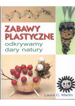 Zabawy plastyczne odkrywamy dary natury