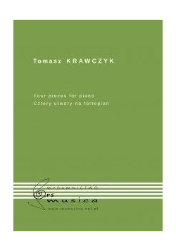 For pieces for piano (Cztery utwory na fortepian)