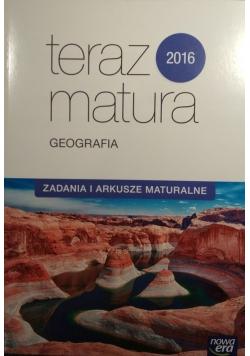 Teraz matura 2016 Geografia Zadania i arkusze maturalne