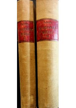 Kalendarium manuale 2 tomus 1896 r
