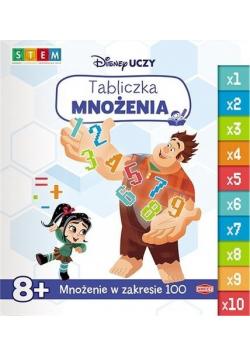 Disney Uczy Tabliczka mnożenia
