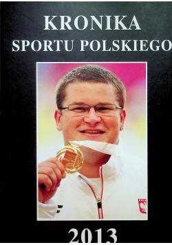 Kronika sportu polskiego 2013