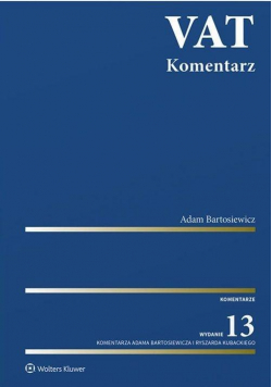 VAT. Komentarz w.13