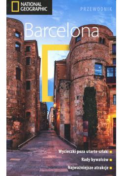 Barcelona Przewodnik National Geographic