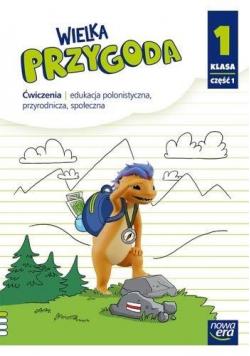 Wielka Przygoda SP 1 J. Polski ćw. cz.1 NE