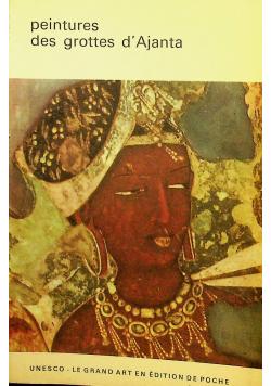 Peintures des grottes d Ajanta