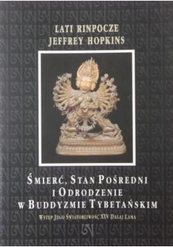 Śmierć Stan Pośredni i Odrodzenie w Buddyzmie Tybetańskim