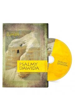 Psalmy Dawida. Książka z nutami + CD