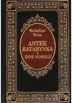 Antek Katarynka i inne nowele