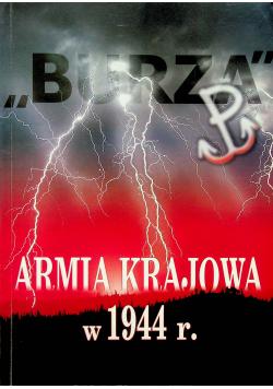 Armia krajowa w 1944