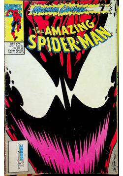 The amazing SpiderMman nr 5
