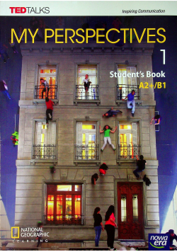 My Perspectives 1 Students Book A2 plus /B1