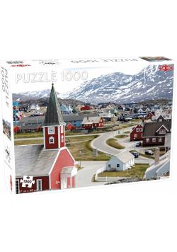 Puzzle 1000 Landscape: Greenland