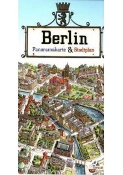 Plan miasta/Panorama - Berlin