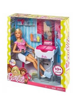 Barbie. Lalka w salonie fryzjerskim