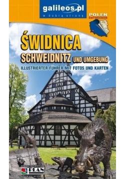 Przewodnik - Świdnica i okolice w. niemiecka