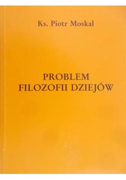 Problem filozofii dziejów