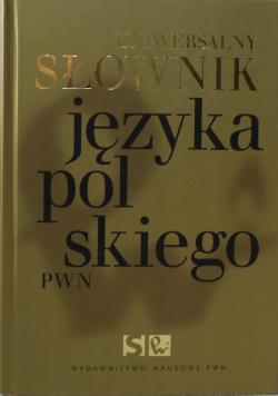 Uniwersalny słownik języka polskiego A -J