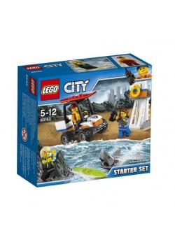 Lego CITY 60163 Straż przybrzeżna