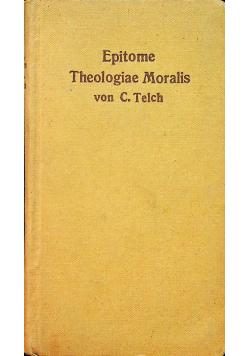 Epitome Theologiae Moralis universae 1920r