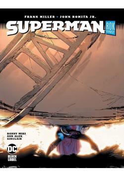 DC Black Label Superman Rok pierwszy