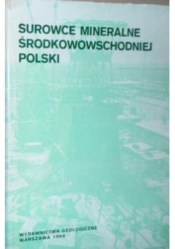 Surowce mineralne środkowowschodniej Polski