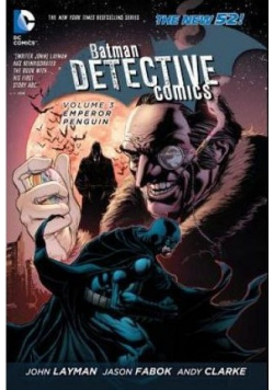 Batman Detective Comics volume 3