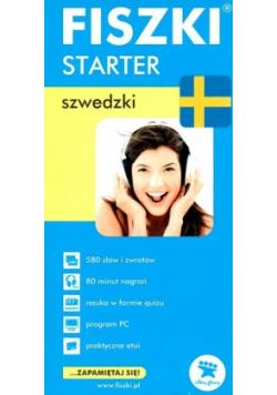 Fiszki Starter szwedzki