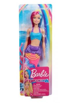 Barbie Dreamtopia. Syrenka lalka podstawowa