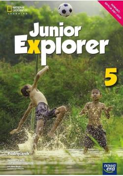 Junior Explorer 5 Podr. 2021 NE