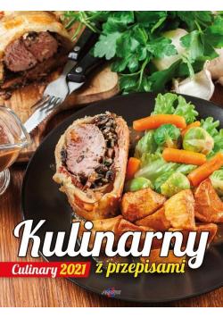 Kalendarz 2021 KSM-2 Kulinarny z przepisami AVANTI
