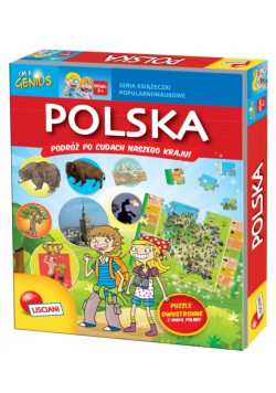 Książeczki Mały Geniusz - Polska