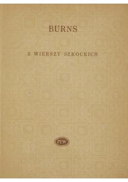 Z wierszy szkockich