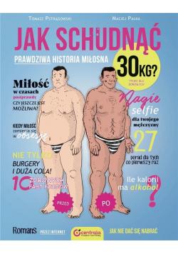 Jak schudnąć 30 kg? Prawdziwa historia miłosna