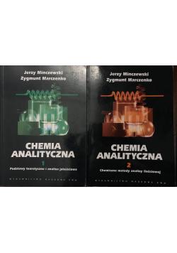 Chemia analityczna Tom 1 i 2