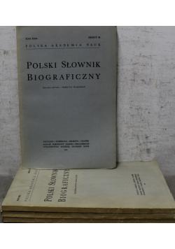 Polski słownik biograficzny Zeszyt od 88 do 91