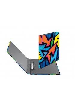 Segregator A4 4cm Neon Art Max File