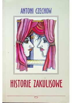 Historie zakulisowe czyli anegdoty teatralne