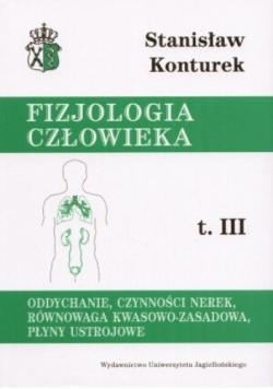 Fizjologia człowieka Tom III