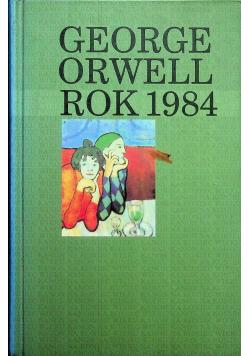 George Orwell rok 1984