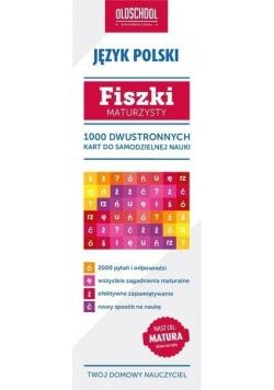 Język polski Fiszki maturzysty