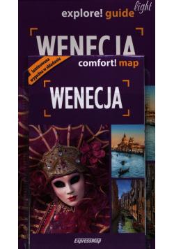 Wenecja light przewodnik + mapa