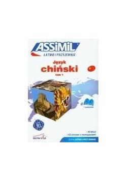 Chiński łatwo i przyjemnie T.1 + online ASSIMIL