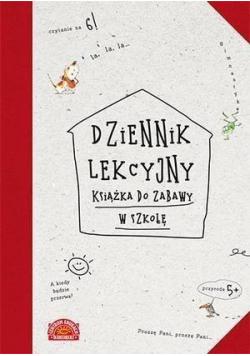 Dziennik lekcyjny Książka do zabawy w szkołę