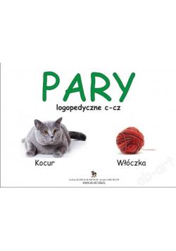 Kocur - Włóczka. Pary logopedyczne C - CZ