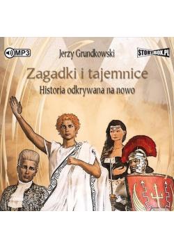 Zagadki i tajemnice. Historia... audiobook