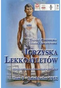 Igrzyska lekkoatletów T.5 Sztokholm 1912