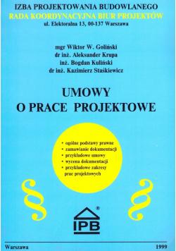 Umowy o Prace Projektowe